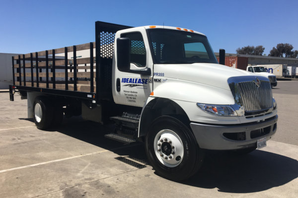 Commercial Truck Rentals Medium Heavy Duty Peterson Trucks