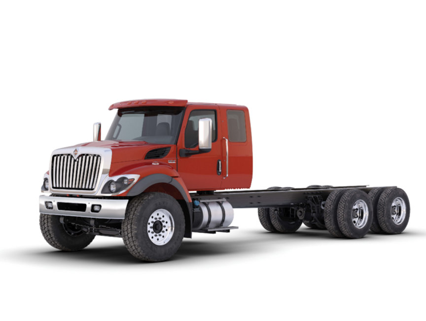 Hv Series Peterson Trucks
