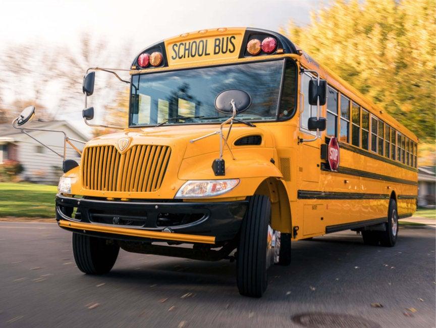 CE Series School Bus   Peterson Trucks