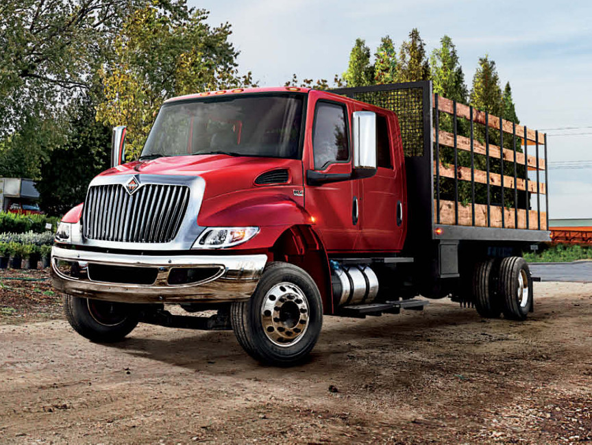 MV™ SERIES | Peterson Trucks