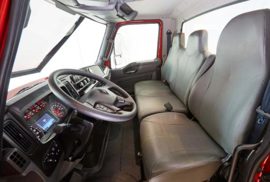 Image of International MV Series Truck Driver Area