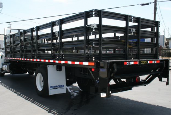 24 Stake Truck Peterson Trucks